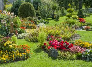 Gartengestaltung für Große Gärten